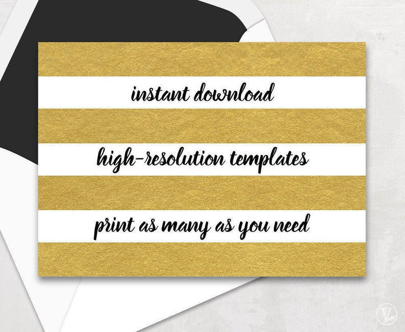 Editable Printable Reception Party Invitation Card Template Blush Pink Floral Wedding Reception Party Invitation VW100W