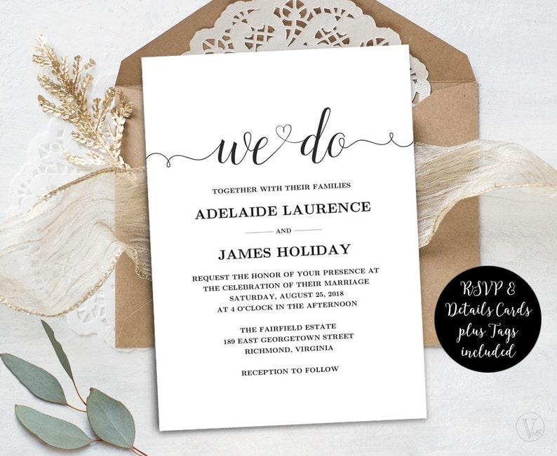 Wedding Invitation Samples Free Templates: Wedding Invitation Template Rustic Wedding Invitations