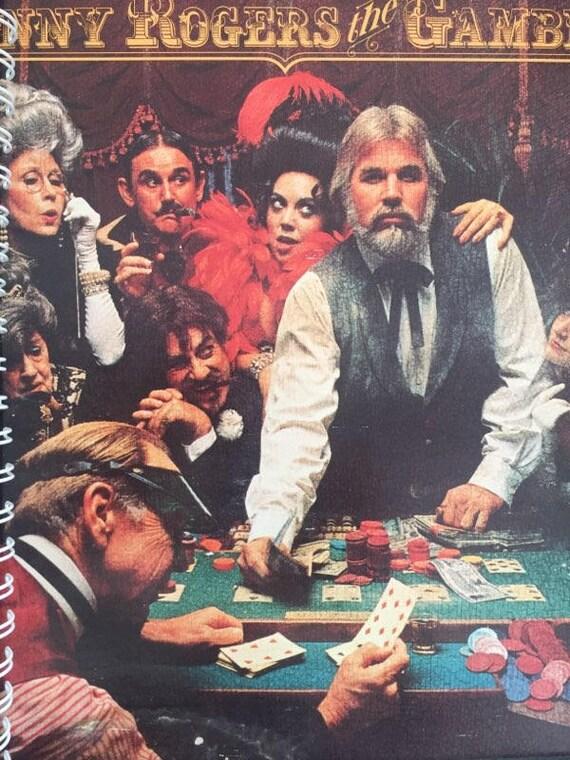 Pour le The Gambler Kenny Rogers des années 70 pays fan   Etsy