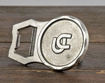 French Credit Agricole Bottle Opener from the Mid 1970's