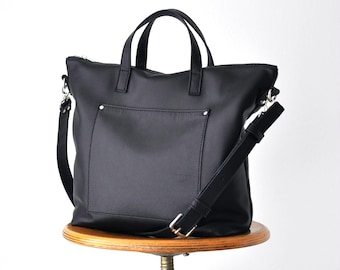 MARTINA BAG Leather bag, Crossbody bag, Blush leather bag, Zippered bag, Everyday bag, Red bag, Woman leather bag, Top zip closure