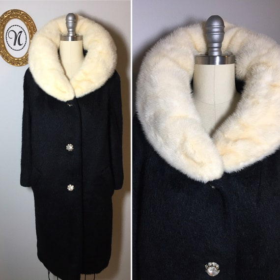 1960s vintage Lilli Ann coat - image 1
