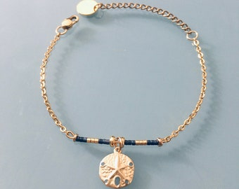 Sand Bracelet bracelet, 24k gold plated Sand Bracelet bracelet, gold bracelet, gift idea, gold bracelet, jewelry gifts, gem woman gold