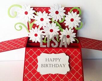 Birthday Card Girlfriend Etsy
