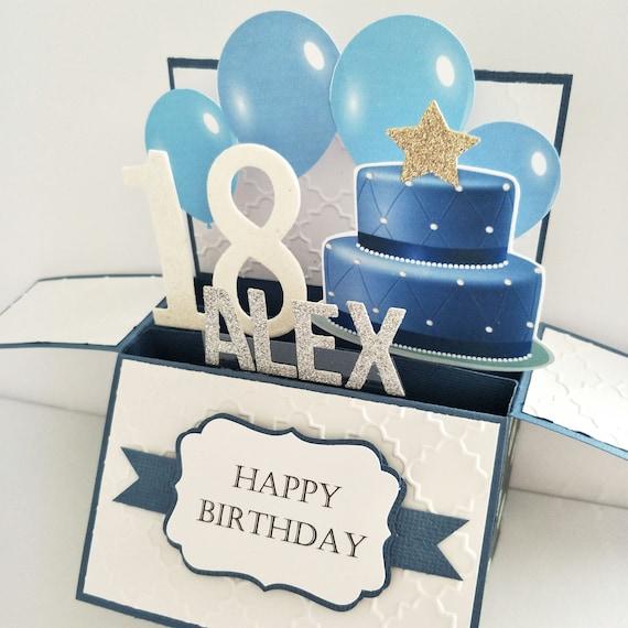 Enjoyable Name Age Personalised Birthday Card 21St Birthday T For Etsy Birthday Cards Printable Giouspongecafe Filternl