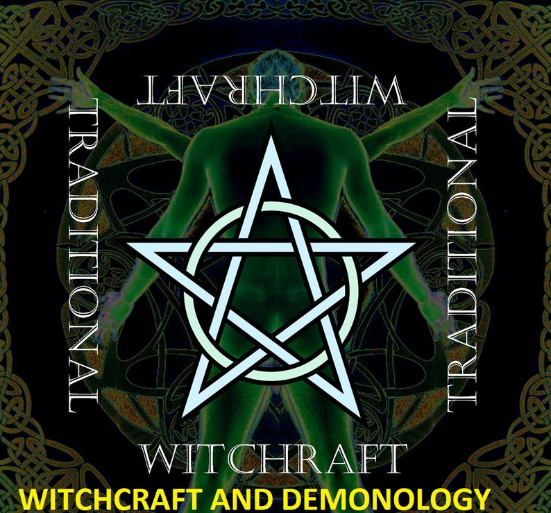 Witchcraft Demonology Wicca Pagan Spells Magic Occult - 270 Rare Books