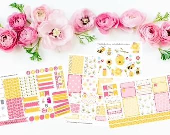 WEEKLY BEE- U-Tiful Sticker Kit
