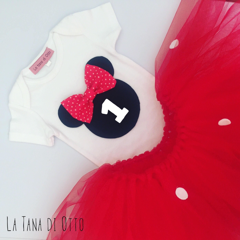 Minnie Maus Geburtstag Outfit Minnie Maus Outfit Minnie Maus