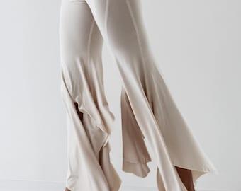 GYPSY DANCE PANTS - boho pants for women - free style pants -
