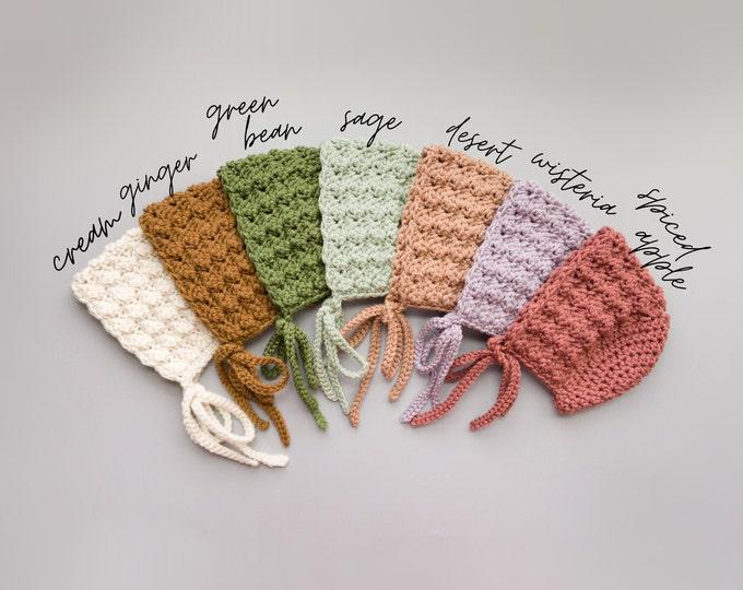 Baby Bonnets