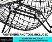 For Harry Bertoia, Knoll Large Diamond And Bird Chair Replacement SKP Shock Mount