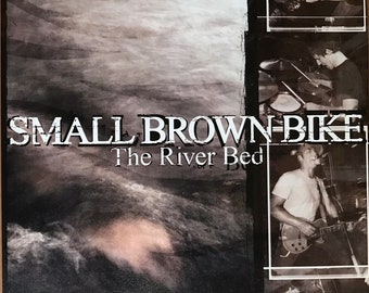 Small Brown Bike - 11 X 17 Promo Poster - Full Color - Lookout! Records