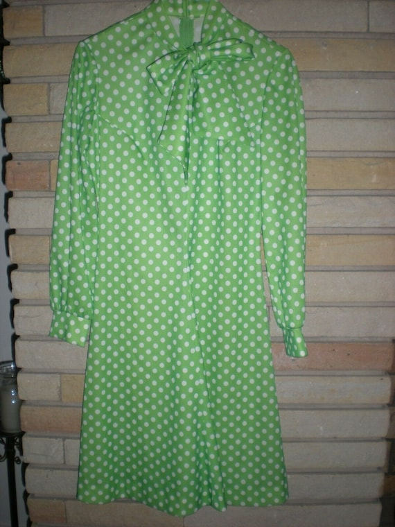 Vintage Ruth Norman for Gay Gibson Dress Size Smal