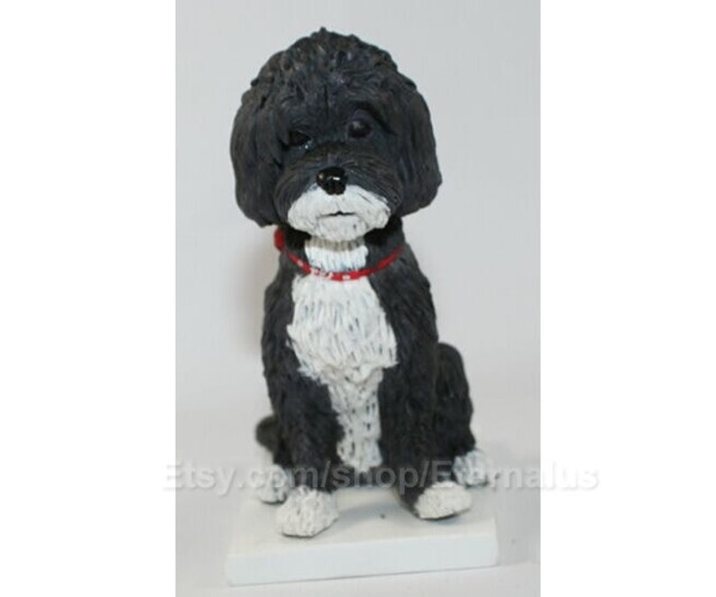 funny gifts custom dog bobblehead doll Pet statue birthday gifts
