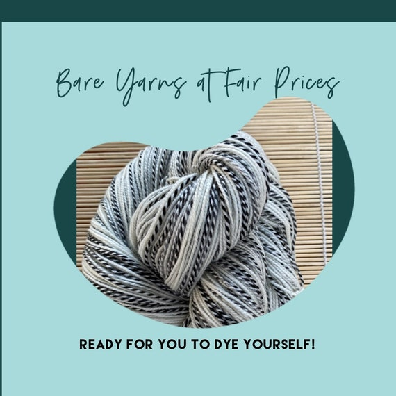 Clicking this listing will get you a small sample of your desired yarn base sent in an USPS envelope with a regular stamp. Read description.