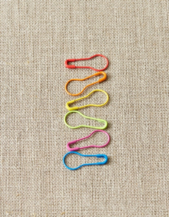 Cocoknits, Cocoknits Colored Opening Stitch Markers, Cocoknits Stitch Markers, Bulb Style Stitch Markers