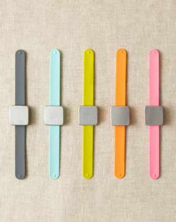 Cocoknits, Cocoknits Accessories, Cocoknits Makers Keep, Magnetic Snap Bracelet
