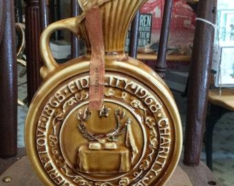NEW LOWER PRICE 1868 -1968 Centennial Whiskey Bottle