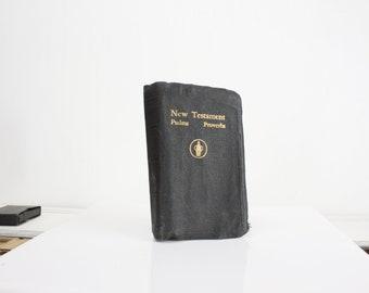 Gideon bible | Etsy