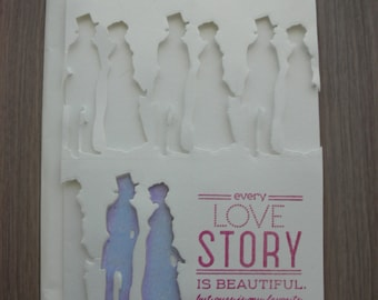 Our Story - For Your Significant Other - Blank Occasional Card