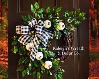 Fall wreaths, Fall decor