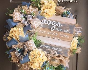 Pet Wreaths
