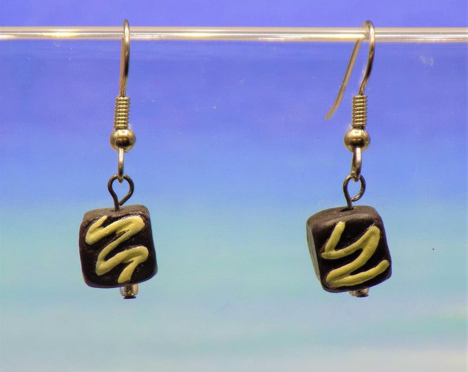 Candy and Cookie Earrings - White & Dark Chocolates (5) - Fortune Cookies (2 Sizes) - Oreo Cookies - Chocolate Chip Cookies