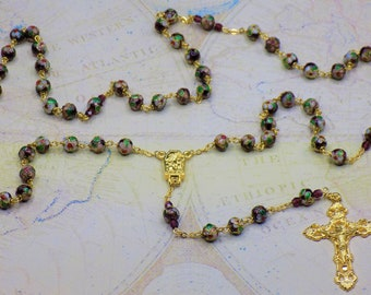 Metal/Hematite Rosaries