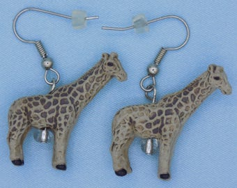 Animal & Bug Earrings