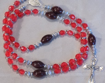Sports Acrylic Rosaries