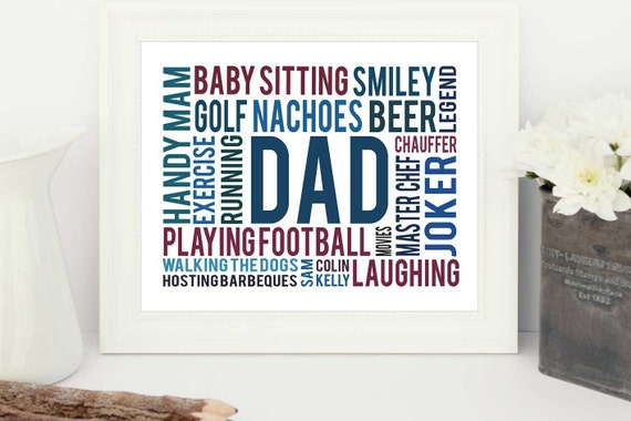 Fathers Day Gifts Best Dad In The World Daughter To Father