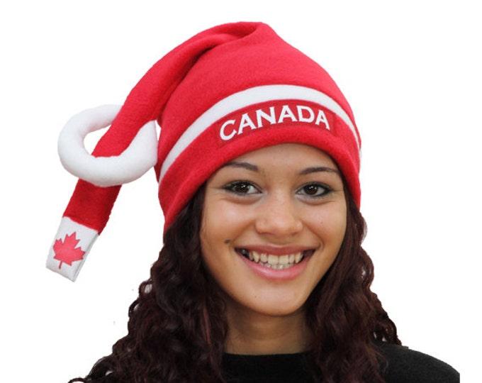 Ringette polar fleece hat, ringette team gift