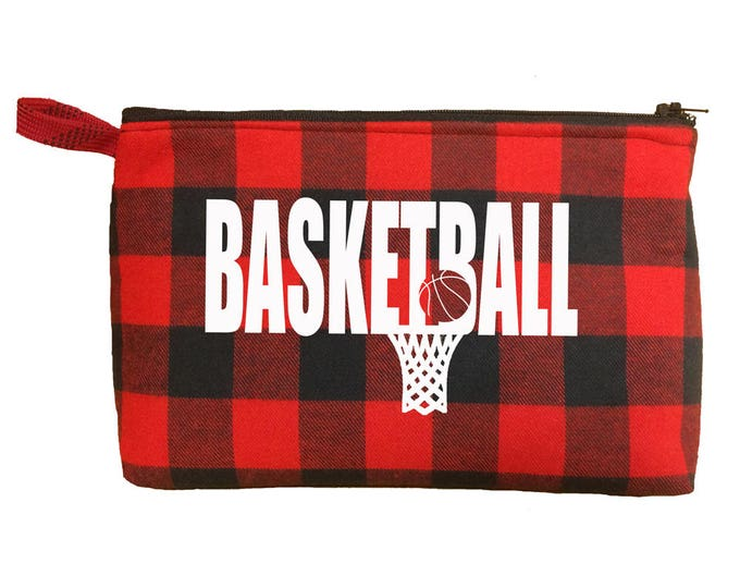 Basketball boy gifts are great stocking stuffers, toiletry bag and basketball team gifts