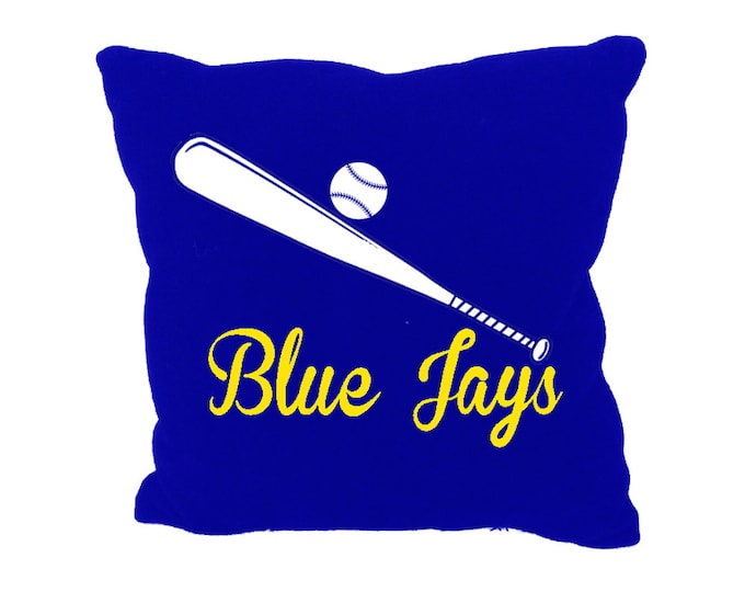 Baseball team gifts, customized baseball pillow, baseball bedding