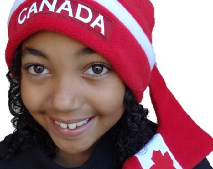 Canada hat; hockey hat; Canadiana gift; Canada anniversary