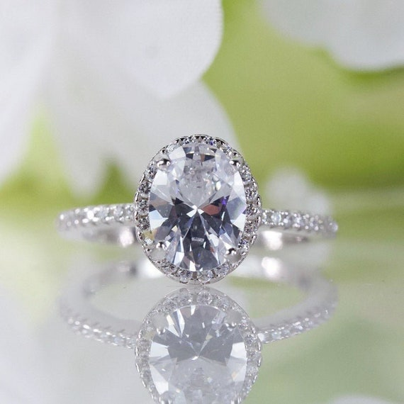 Travel Ring Promise Ring Engagement Ring Art Deco Style Cushion Halo Fine Quality Cubic Zirconia Ring In Sterling Silver 1.00 Ct