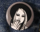 Violet Harmon from American Horror Story Murder House Pin - Wearable Art - Unique Gift  for ALL Horror Fans