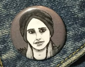 Madison Montgomery from American Horror Story Coven Pin - Wearable Art - Unique Gift  for ALL Horror Fans