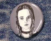 Sarah Bailey from The Craft pin - Bad Ass Ladies of Horror - Wearable Art - Unique Gift for ALL Horror Fans