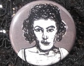 Desiree Dupree from American Horror Story Freak Show Pin - Wearable Art - Unique Gift -Gift for ALL American Horror Story Fans