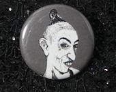 Pepper from American Horror Story Asylum Pin - Wearable Art - Unique Gift -Gift for ALL American Horror Story Fans