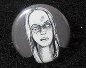Cordelia Foxx from American Horror Story Coven Pin - Wearable Art - Unique Gift  for ALL American Horror Story Fans