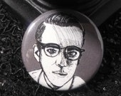 Dr. Oliver Thredson from American Horror Story Asylum Pin - Wearable Art - Unique Gift  for ALL American Horror Story Fans