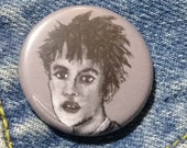 Selena from 28 Days Later pin - Bad Ass Ladies of Horror - Wearable Art - Unique Gift for ALL Horror Fans