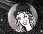 Misty Day from American Horror Story Coven Pin - Wearable Art - Unique Gift  for ALL American Horror Story Fans