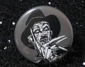 Freddy Kruger Pin from Ni...