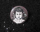 Broken Doll - Horror Pin ...