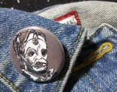 Leatherface Pin - Horror ...