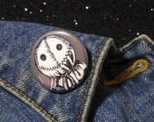 Tric R Treat Pin - Horror...