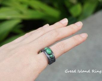 Greed Island Ring Hunter X Hunter